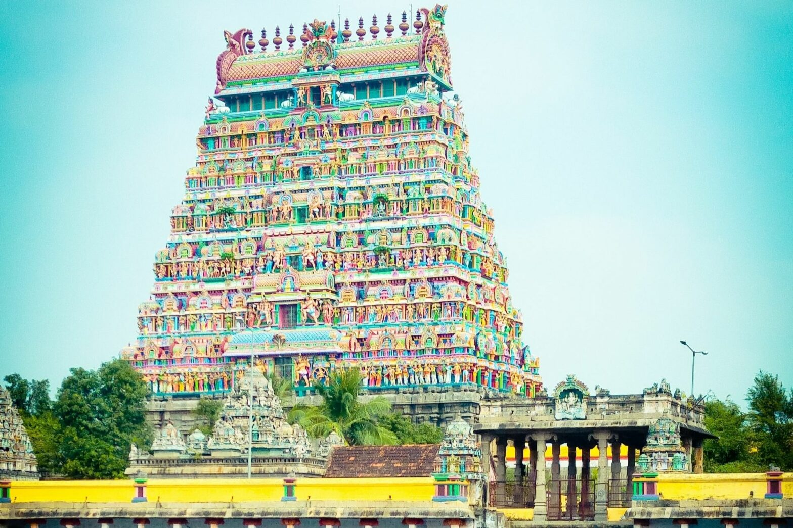 Most Visited Temples in India